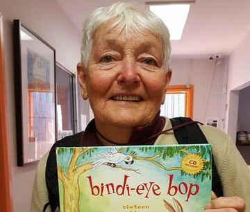 """Bindi-Eye Bop"" by Margaret Bradford"